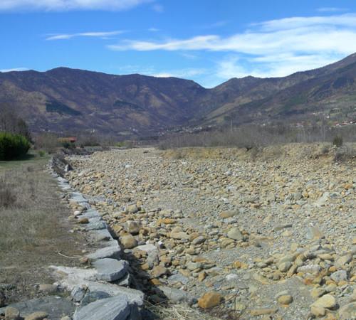 Progetto di sistemazione idraulica del torrente Casternone