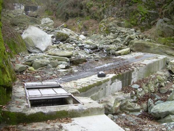 Definizione aree salvaguardia sorgenti, prese, pozzi