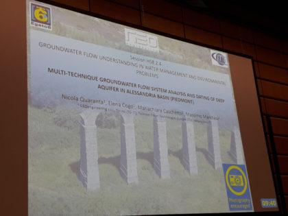 "Relatori alla ""European Geoscience Union General Assembly 2019"" – Vienna"