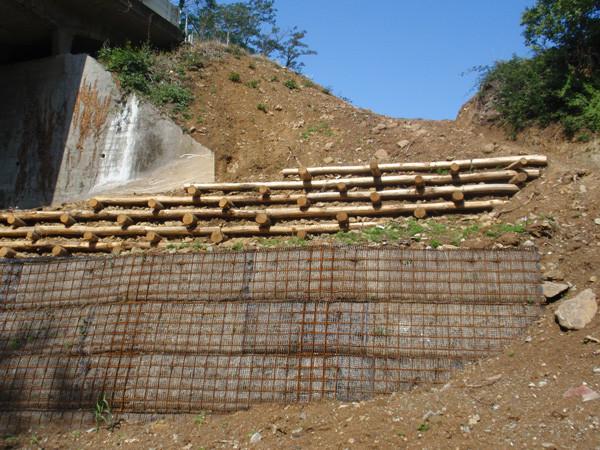 Sistemazione idraulica di viadotto autostradale