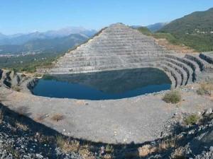 Messa in sicurezza permanente discarica lapidea ex Amiantifera di Balangero