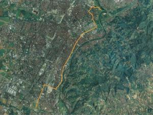Piano di indagini geognostiche per il collettore mediano dell'area metropolitana di Torino